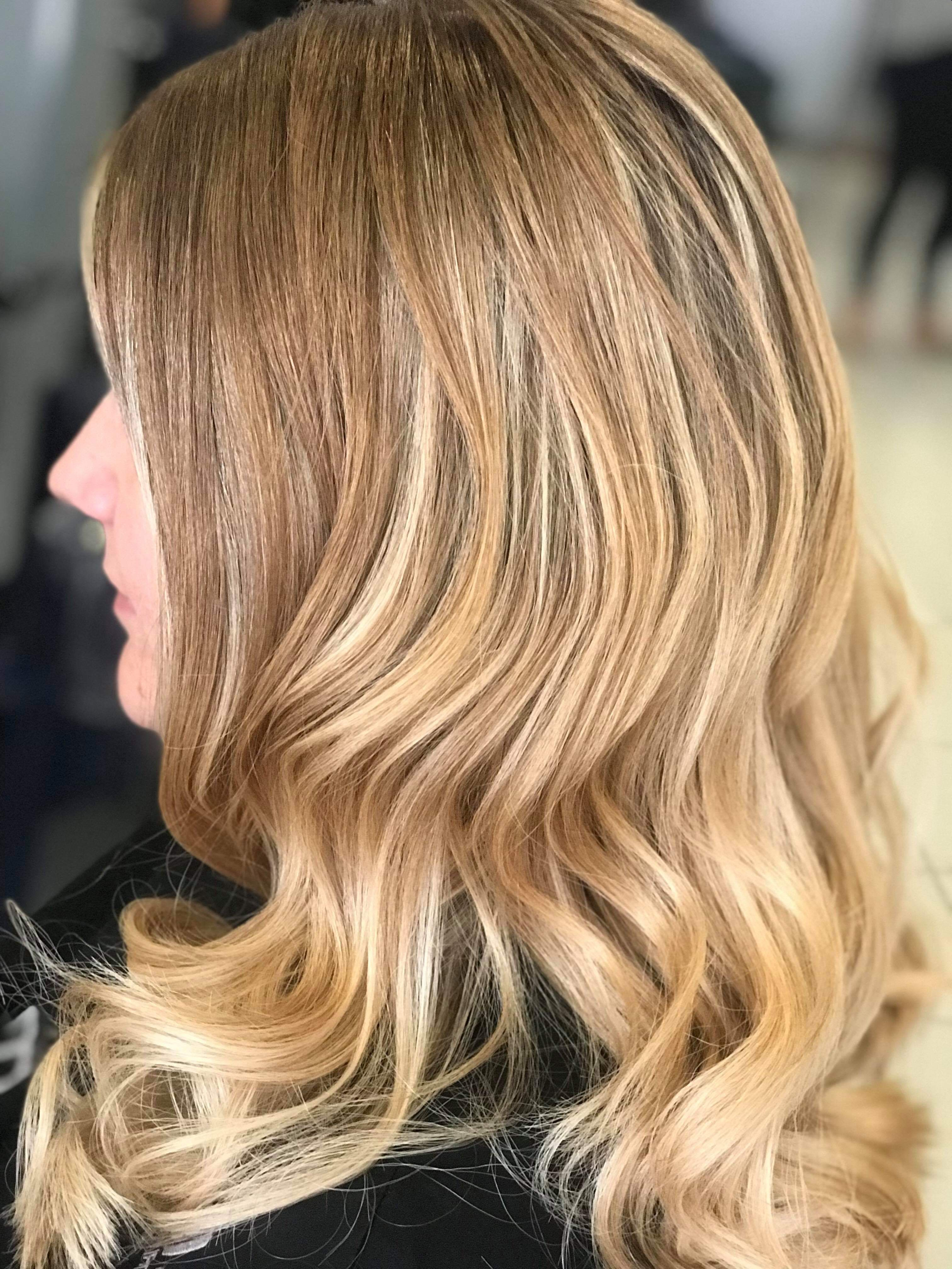 Bespoke Hairdressing Rugby Beach waves