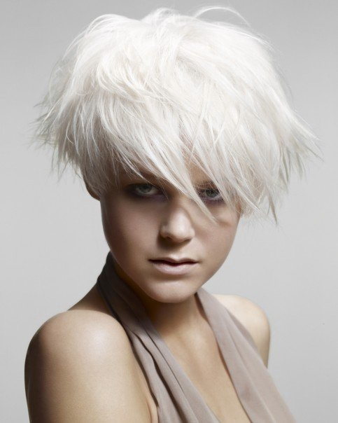 Bespoke Hairdressing Rugby icy platinum