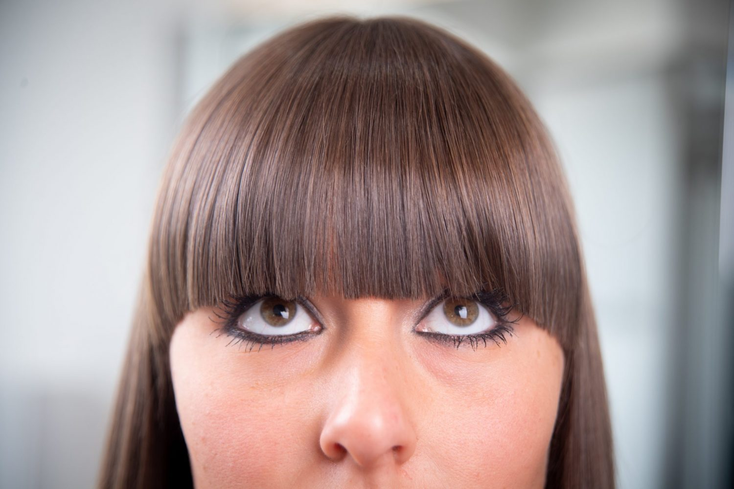 How to trim my own fringe